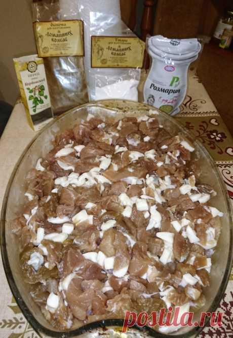 Колбаска рубленая, домашняя: очень простой рецепт