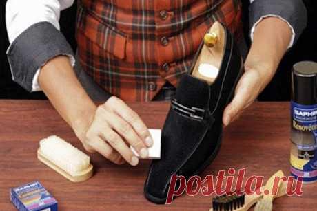 Как же нужно ухаживать за замшевой обувью… | Краше Всех