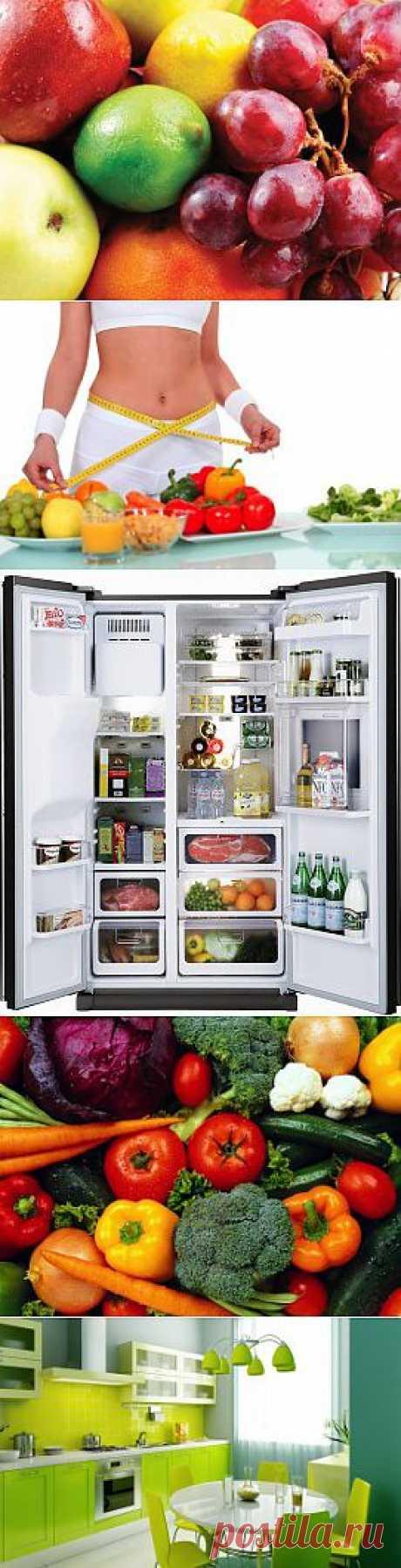 13 изменений на вашей кухне, которые помогут вам похудеть и сделать питание более здоровым...)))   4vkusa.ru
