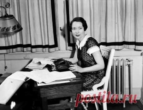 Маргарет Митчелл. Американская писательница, автор романа-бестселлера «Унесённые ветром» — Интересные факты