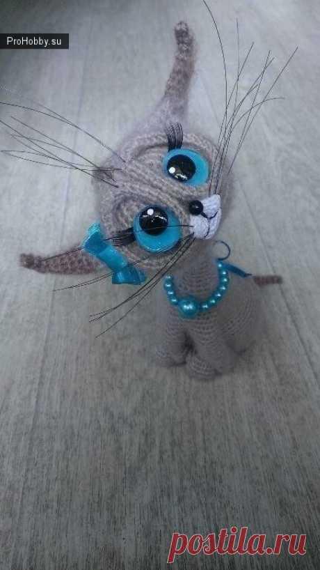 Котики амигуруми / Вязание игрушек / ProHobby.su | Вязание игрушек спицами и крючком для начинающих, мастер классы, схемы вязания