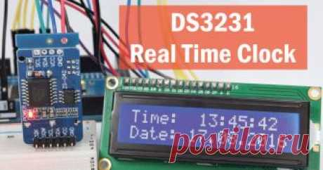 Arduino and DS3231 Real Time Clock Tutorial - HowToMechatronics In this Arduino Tutorial we will learn how to use the DS3231 Real Time Clock Module. The DS3231 is a low-cost, highly accurate Real Time Clock which can maintain hours, minutes and seconds, as well as, day, month and year information. Also, it has automatic compensation for...
