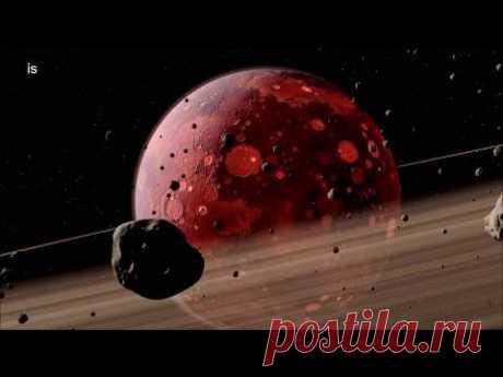 Луна, история Луны, её влияние на всё живое на планете. 4K Вселенная/The Universe