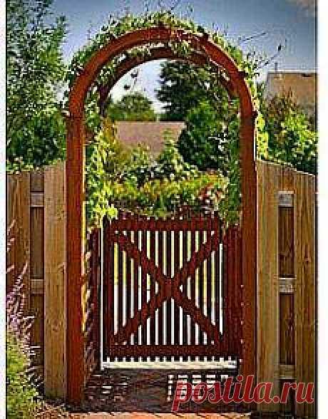 Арки, арка садовая, арка своими руками, арки .