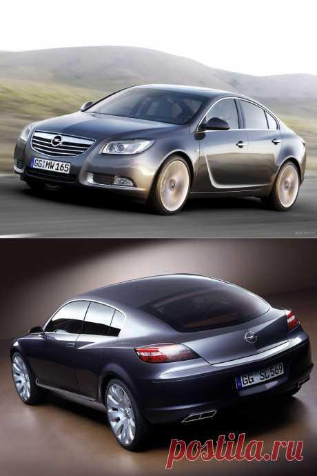 Обзор Opel Insignia | Newpix.ru - позитивный интернет-журнал