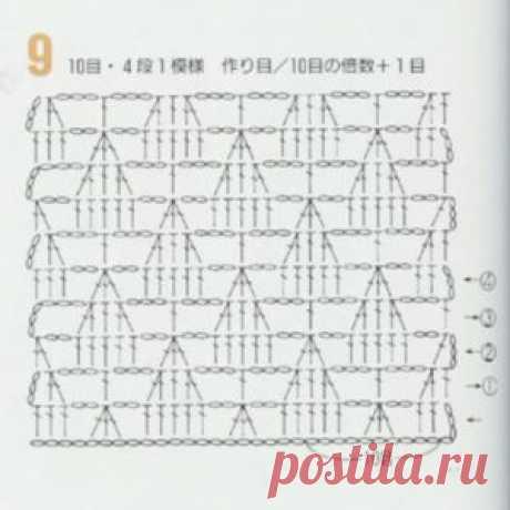 Забавные петельки: задание 2 | Crochet-Story.ru