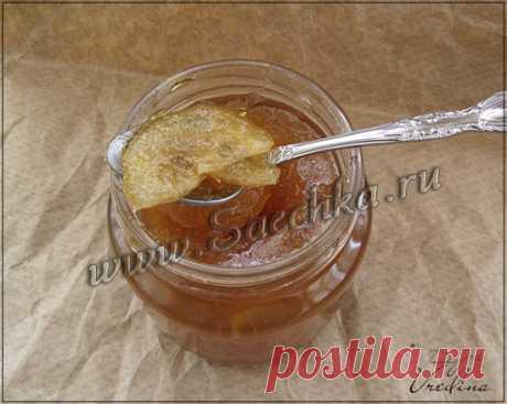 Варенье из лимонов по-армянски Варенье приготовлено из лимонов для профилактики простудных заболеваний.