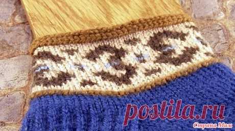 Старинная техника вязания на спицах - Вязание - Страна Мам