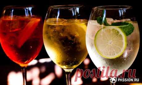 Всем шампанского! 5 коктейлей на основе игристого