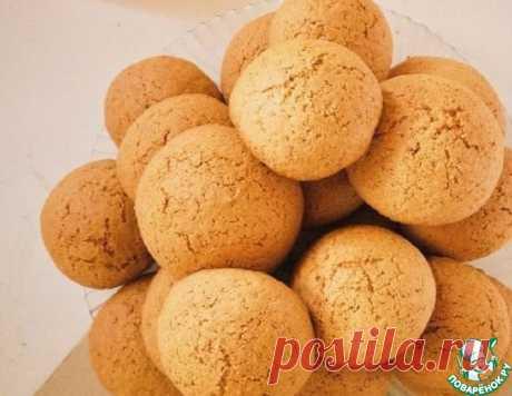 Медовое печенье с корицей – кулинарный рецепт