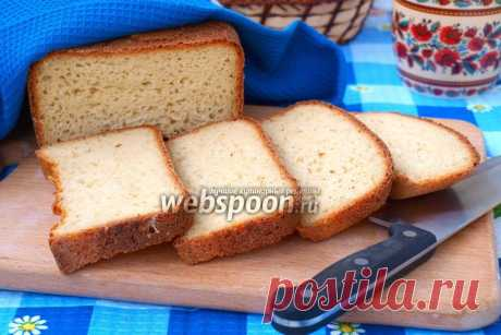 Кукурузный хлеб в хлебопечке рецепт с фото, как приготовить на Webspoon.ru