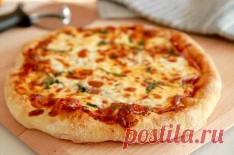 Как в домашних условиях сделать тесто для пиццы, как в пиццерии?