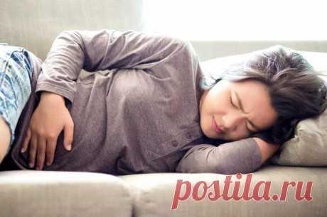 Причины жжения в области желудка