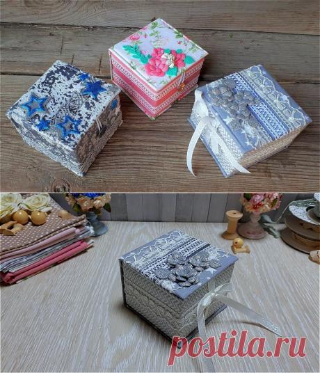 Подготовьтесь к праздникам заранее - пополните запас подарочных коробок, чтобы было куда положить сувениры для друзей и бизких!   Юлия Жданова   Яндекс Дзен