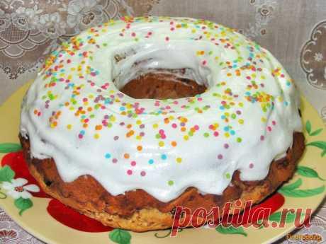 Пирог Панеттоне рецепт с фото Вкусный рецепт приготовления пирога панеттоне в домашних условиях. Пирог Панеттоне рецепт с фото по шагам