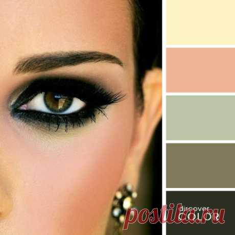 Идеальные цветовые сочетания в одежде и макияже: несколько идей — Мой милый дом
