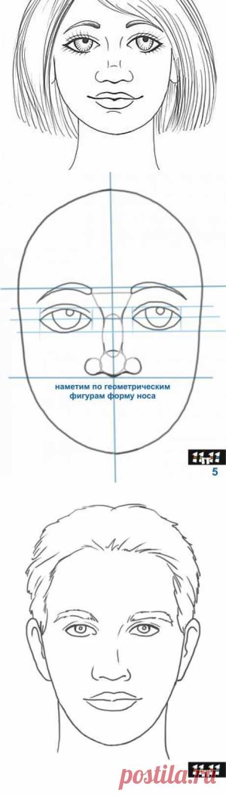 """Рисуем """"лицо"""" с детьми - Ярмарка Мастеров - ручная работа, handmade"""