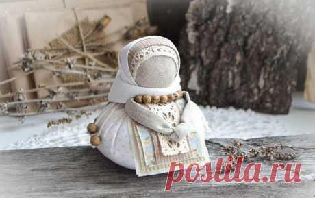 Dolls charms — Travnitsa, Podorozhnitsa, on health and others