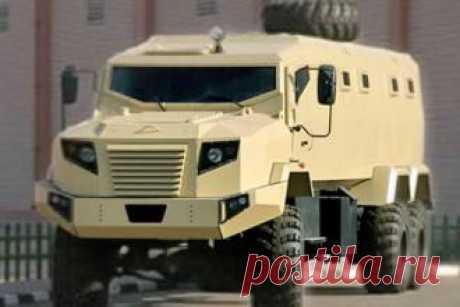 Авто ASV и КРаЗ разработали новый вариант бронеавтомобиля Panthera - свежие новости Украины и мира