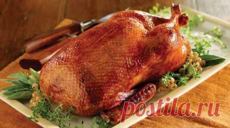 Как вкусно запечь утку - простой пошаговый рецепт праздничного блюда. Это самый простой способ приготовления утки к праздничному столу, даже не знала, что утку моно приготовить так быстро и просто