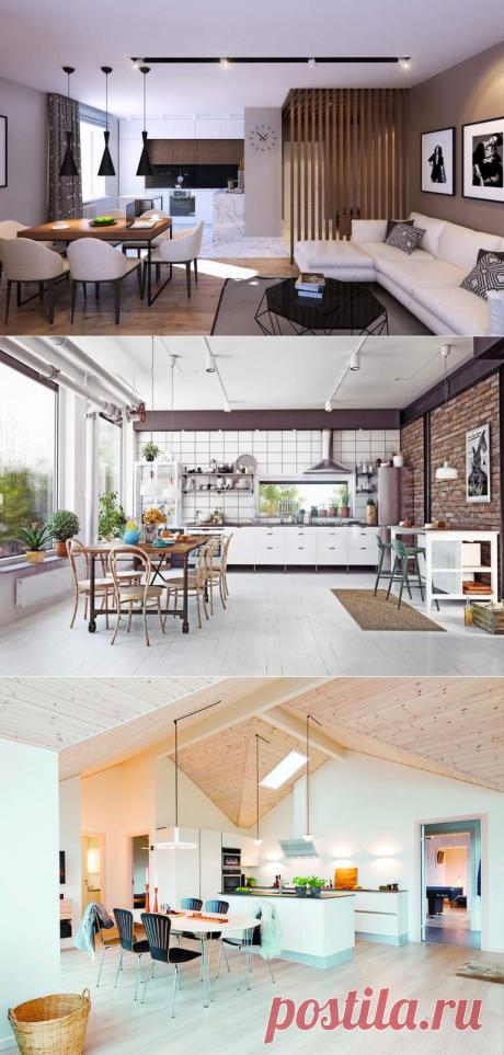 Потолок в скандинавском стиле: особенности, виды отделки