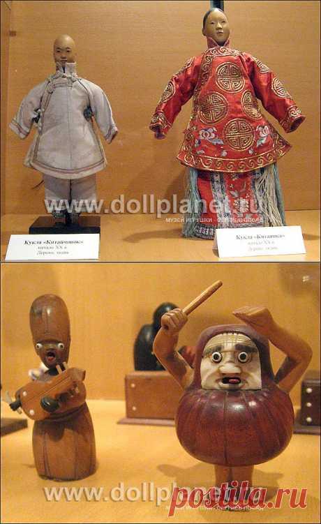 Художественно-педагогический музей игрушки в Сергиевом Посаде