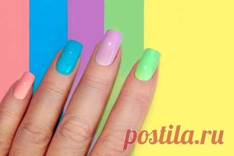 ¿11 cosas peores, que hacéis con las uñas Que faltas a la creación de la manicura pueden costar las bellezas de las uñas?
