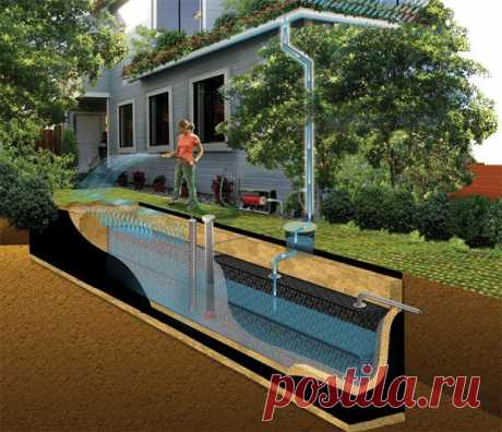 Rainwater Management Ideas