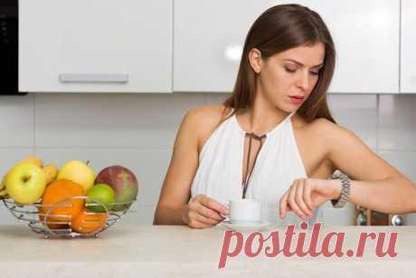 5 вещей, которые НЕЛЬЗЯ делать после завтрака | Всегда в форме!