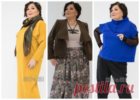 Классная, стильная одежда Plus size для возрастных женщин | Для женщин 45+ | Яндекс Дзен