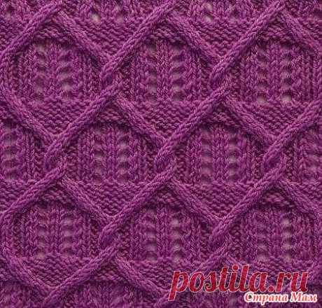 Unusual pattern spokes - Knitting - the Country of Mothers
