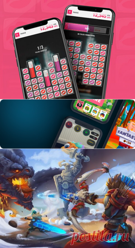 Fgfactory - outsourcing mobile game development company