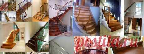 Ограждения лестниц и балконов