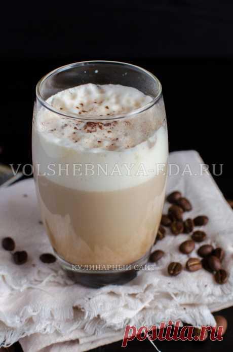 Кофе макиато - секреты приготовления | Волшебная Eда.ру