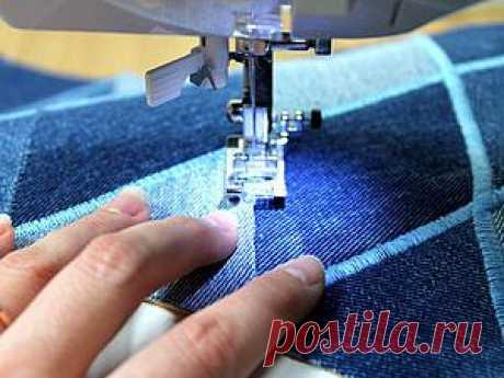 Подарите мне старые джинсы, или Рождение торбы - Ярмарка Мастеров - ручная работа, handmade