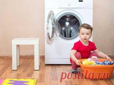 Эксперты: ребенок должен работать по дому с полутора лет . Милая Я