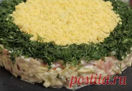 Минутка: быстрый салат на замену оливье и шубе | Люблю Себя