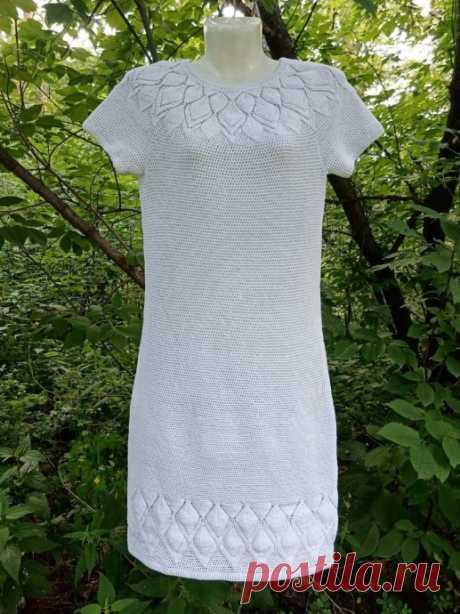 Узор для нежного летнего платья