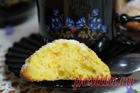 Печенье с тыквой. Мягкое, нежное, бисквитное печенье. писок ингредиентов печеная тыква — 100 г сливочное масло — 50 г мука — 1 стакан сахар — 1/2 стакана яйцо