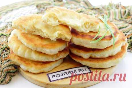Хлебные лепёшки - рецепт с фото