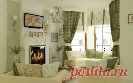 Patterns of beautiful curtains - 10 best options.