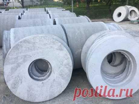 Криничні кільця бетонні - Вироби з каменю Калуш на board.if.ua код оголошення 53607