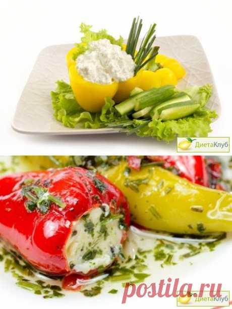 Перец, фаршированный брынзой: варианты для нескучного обеда