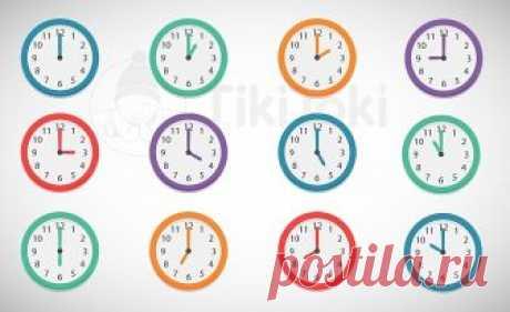 Как научить ребенка определять время по часам быстро и продуктивно