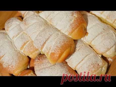 """Los panecillos \""""la Crema-de-parizen\"""""""