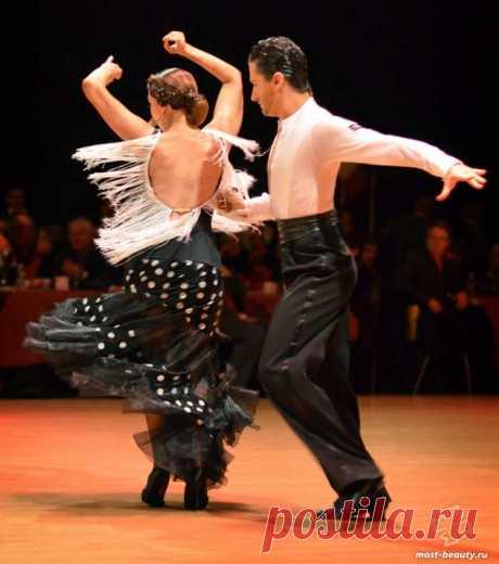 Самые красивые танцы в мире (+ ФОТО)