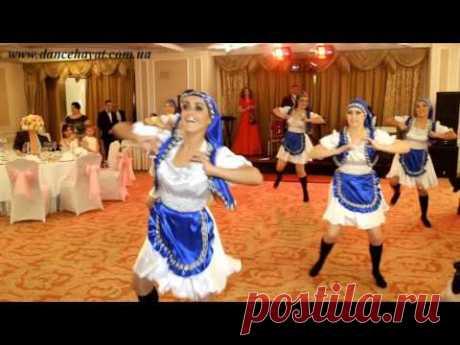 """El baile hebreo \""""7-40\"""""""