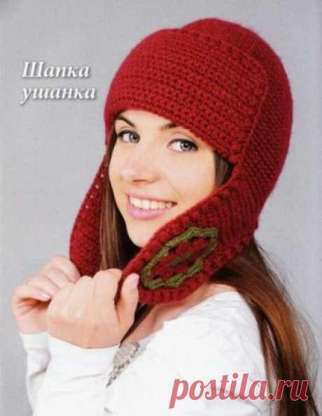 Шапка крючком, 40 схем и описаний для вязания шапок для женщин, детей и мужчин
