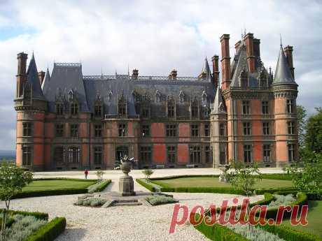Дворцы Франции: Треваре (Chateau de Trevarez)
