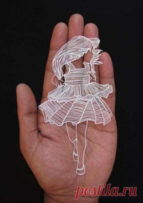 Чудеса из бумаги: вдохновляющие идеи для творчества